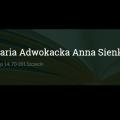 Adwokat Anna Sienkiewicz